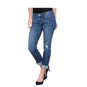 Kut Front The Kloth Catherine Boyfriend Jeans